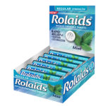 Rolaids Antacid Chewable Tablets